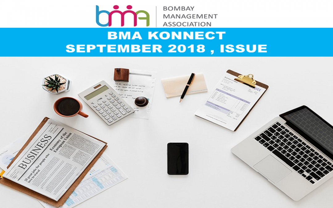 BMA KONNECT SEPTEMBER 2018 , ISSUE